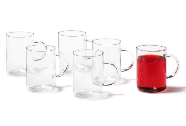 Leonardo 6er Set Teeglas Novo 300 ml