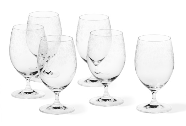 Leonardo 6er Set Wasserglas Chateau 380 ml