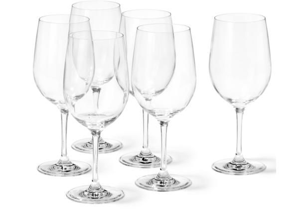 Leonardo Set 6 Rotweinglas XL Ciao+