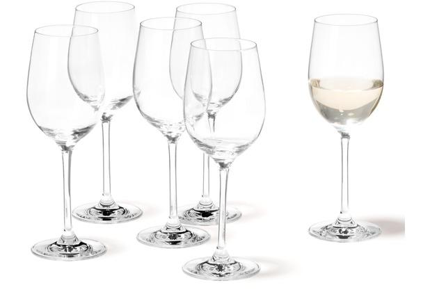 Leonardo Set 6 Weißweinglas Ciao+