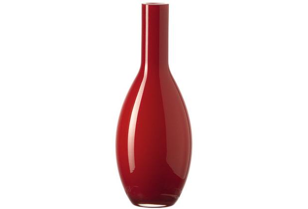 Leonardo Tischvase BEAUTY 18 cm rot