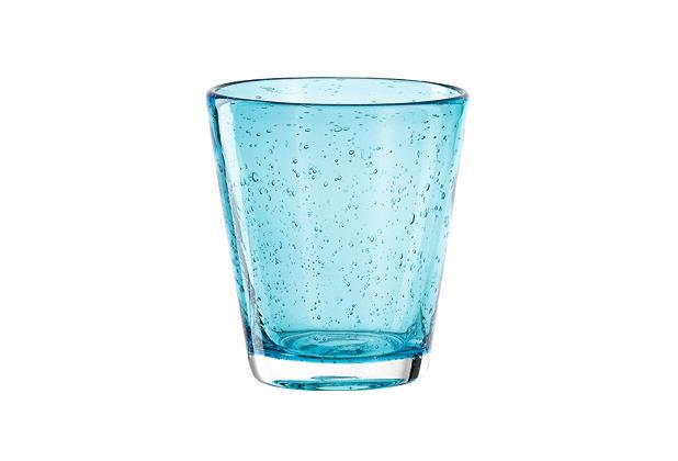 Leonardo Trinkglas BURANO 6er-Set 330 ml blau