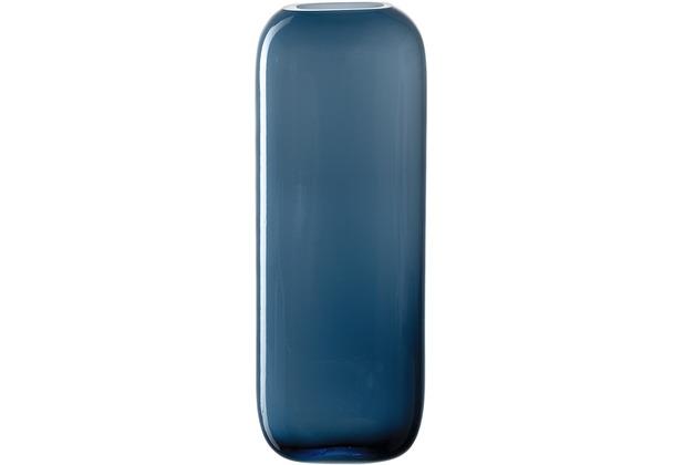Leonardo Vase MILANO 27 cm blau