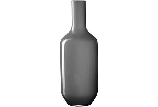 Leonardo Vase MILANO 50 cm grau