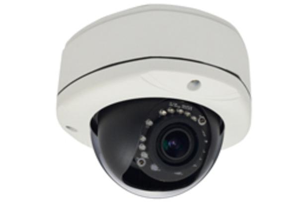 LevelOne Fixed Dome Network Camera - (FCS-3083)
