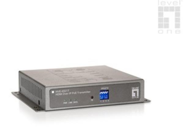 LevelOne HVE-6501T HDMI over IP PoE Transmitter - (HVE-6501T)