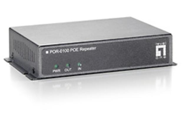 LevelOne PoE-Repeater - (POR-0100)