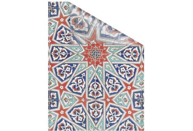 Lichtblick Fensterfolie selbstklebend, Sichtschutz, Mosaik - Bunt Breite: 100 cm, Länge: 100 cm