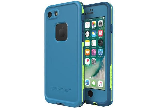 Lifeproof Fre für Apple iPhone 7, 8, Wasserdichtes Schutzgehäuse, Banzai blau