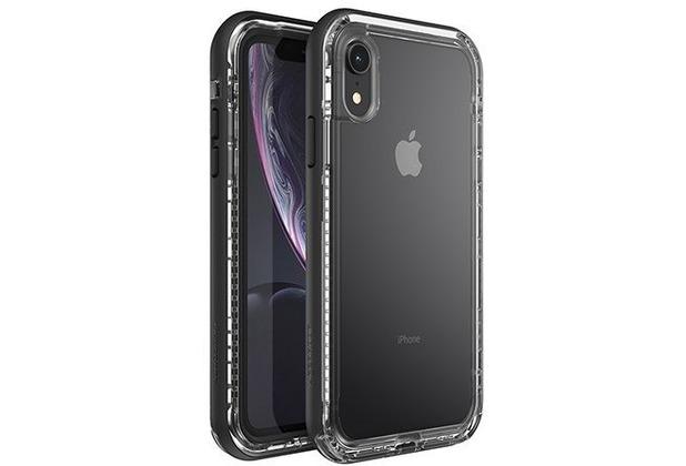 Lifeproof Backcase - Black Crystal - für Apple iPhone XR