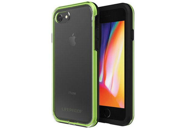 Lifeproof SLAM für Apple iPhone 7/ 8, Back Cover, night flash
