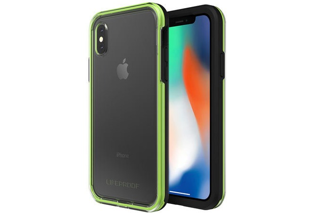 Lifeproof SLAM für Apple iPhone X, Back Cover, night flash