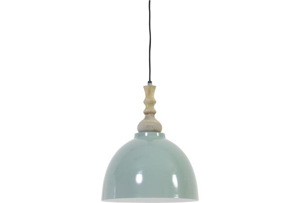 Light & Living Hängeleuchte Ø29,5x36 cm KATIE alt grün-weiss