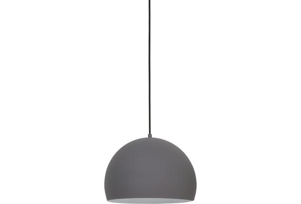 Light & Living Haengeleuchte Ø33x25 cm JAICEY zement-matt weiß