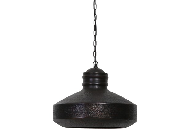 Light & Living Haengeleuchte Ø44x31 cm IVANKA schwarz bronze