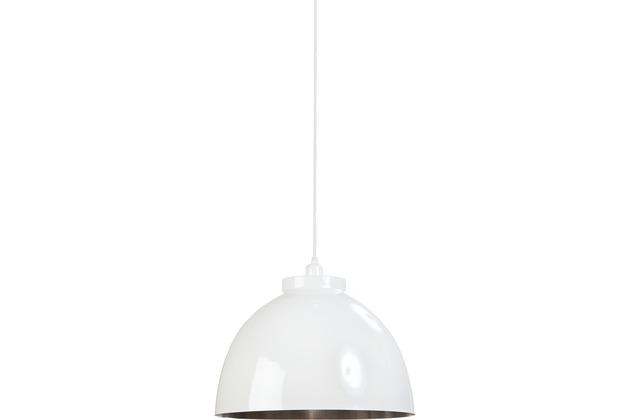 Light & Living Hängeleuchte Ø45x32 cm KYLIE weiss-nickel