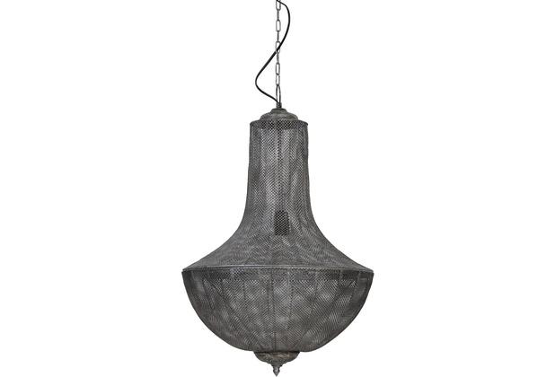 Light & Living Haengeleuchte Ø47x72 cm KELADI antik silber