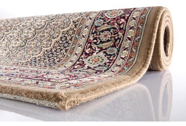 Oriental Collection Shah-Abbas Mahi sand 170 x 240 cm