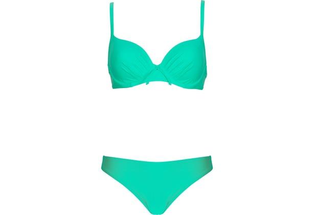 LingaDore BAHAMA Form BH & Slip, grün 36B