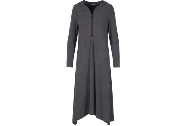 LingaDore BLOOMY wooly Kleid Winter Grey L