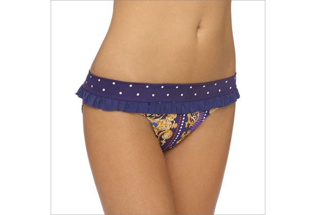 LingaDore CROWN JEWELS Brief with Ruffles, prin 36