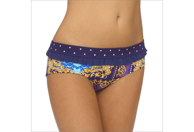 LingaDore CROWN JEWELS Short with Ruffles, prin 36