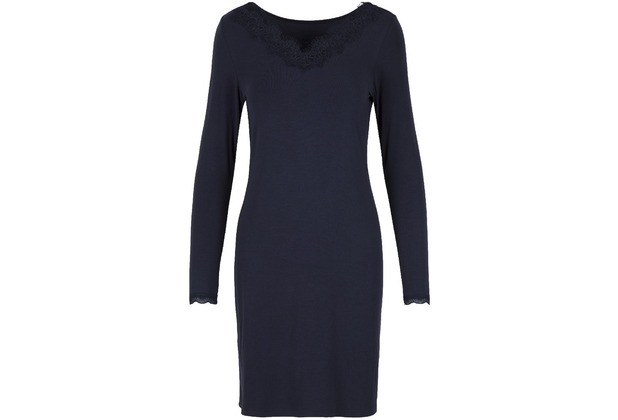 LingaDore MOONLIGHT Dress L/S Dark Blue L