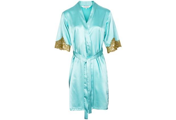 LingaDore YADE Kimono, blau XS