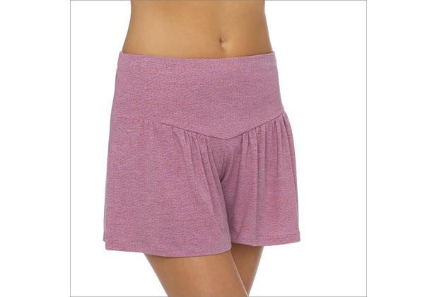 LingaDore YSHA Divided Skirt, pupr XS