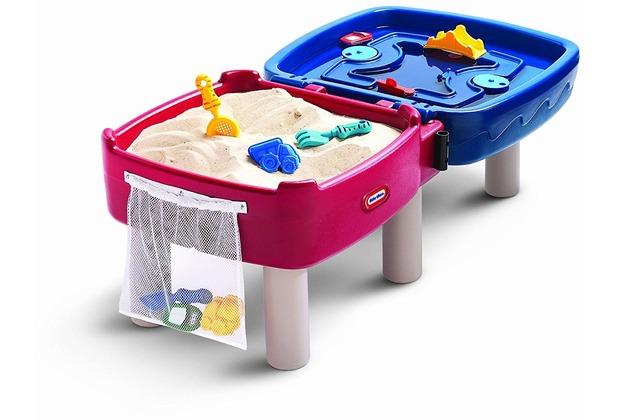 Little Tikes Abenteuer Sand Wasser-Spieltisch