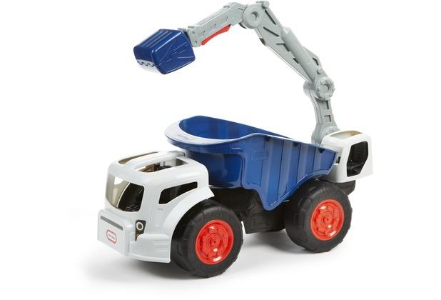 Little Tikes Monster Dirt Digger Kranwagen