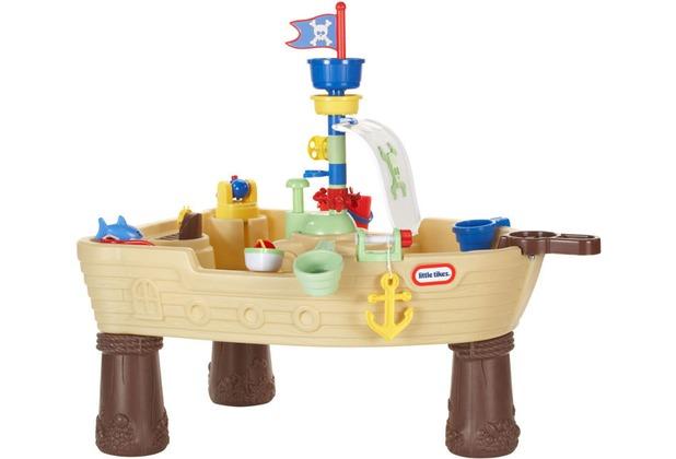 Little Tikes Wassertisch Piratenschiff