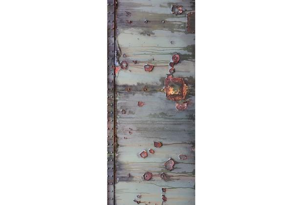 Livingwalls 0200-15 Türtapete Vintage Grau