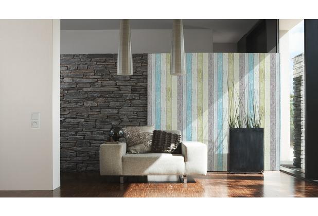 livingwalls hochwertige mustertapete in holzoptik surfing. Black Bedroom Furniture Sets. Home Design Ideas