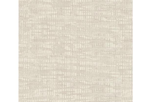 Livingwalls Mustertapete in Vintage Optik Revival beige creme metallic 327352 10,05 m x 0,53 m