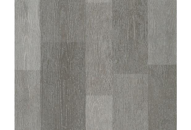 Livingwalls Mustertapete Titanium Tapete braun metallic 306431 10,05 m x 0,53 m