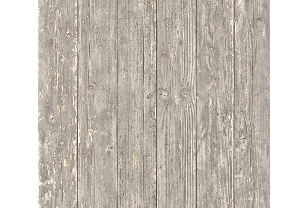 Livingwalls selbstklebendes Panel Pop.up Panel 3D grau beige 368521 2,50 m x 0,52 m