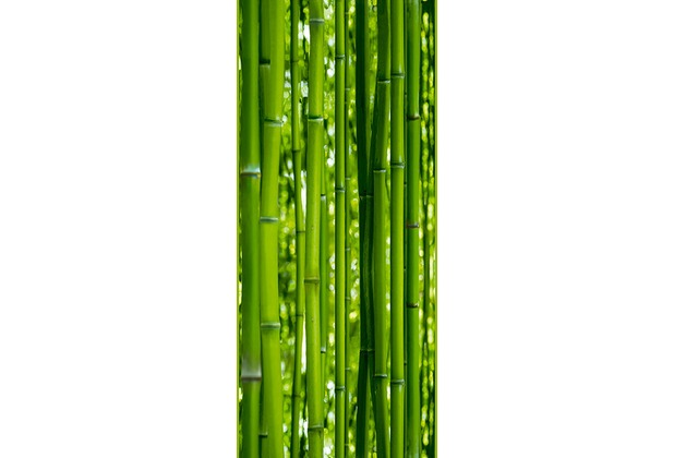 "Livingwalls selbstklebendes Panel \""Pop.up Panel\"", grün 943661 2,50 m x 0,35 m"
