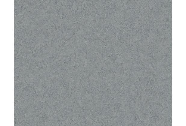 Livingwalls Uni-, Strukturtapete Titanium Tapete grau 315366 10,05 m x 0,53 m
