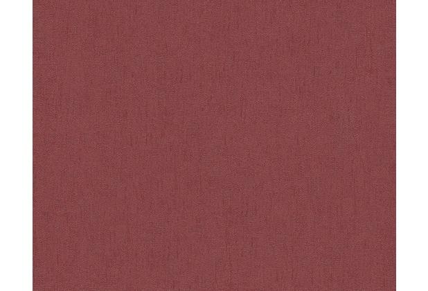 Livingwalls Unitapete Titanium Tapete metallic rot 306467 10,05 m x 0,53 m