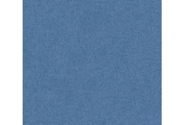 Livingwalls Vliestapete Colibri Tapete Unitapete blau 366293 10,05 m x 0,53 m