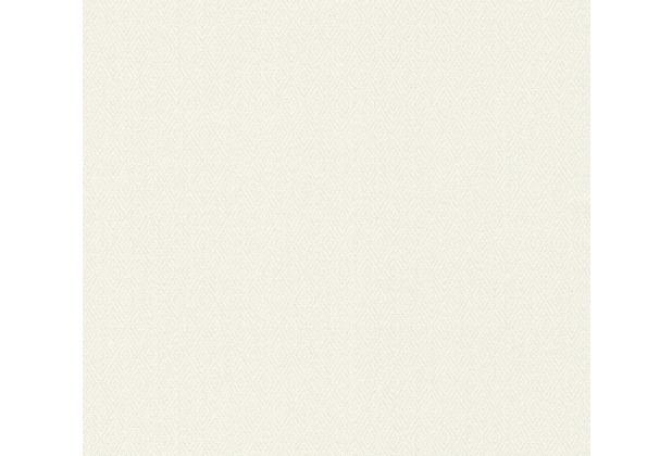 Livingwalls Vliestapete Hygge Tapete grafisch beige creme 363811 10,05 m x 0,53 m