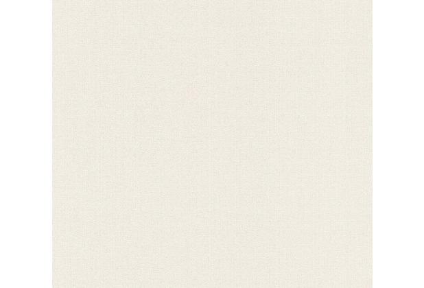 Livingwalls Vliestapete Hygge Tapete Unitapete beige 363803 10,05 m x 0,53 m