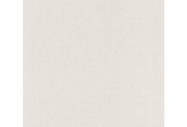 Livingwalls Vliestapete Hygge Tapete Unitapete beige 363805 10,05 m x 0,53 m