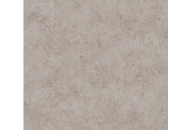Livingwalls Vliestapete Metropolitan Stories Francesca Milano Optik grau metallic 369242 10,05 m x 0,53 m