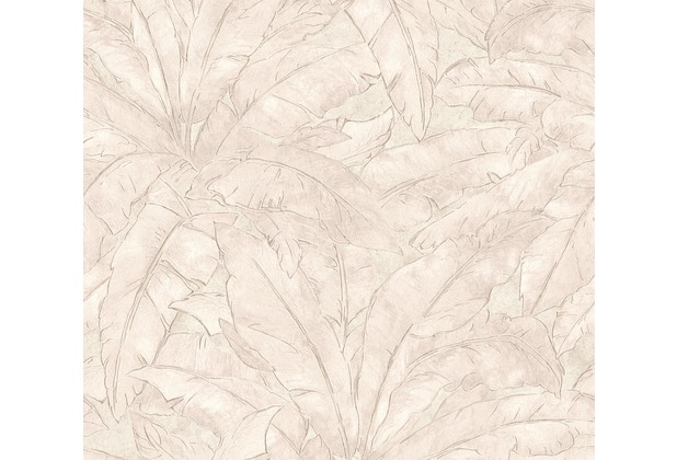 Livingwalls Vliestapete Metropolitan Stories Francesca Milano beige creme 369272 10,05 m x 0,53 m
