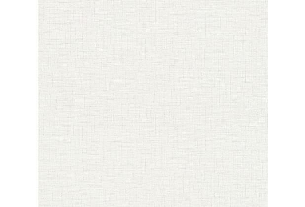 Livingwalls Vliestapete Metropolitan Stories Unitapete Ava New York grau weiß 379532 10,05 m x 0,53 m
