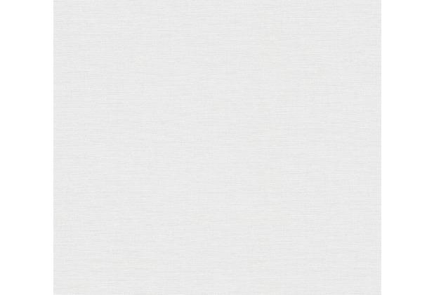 Livingwalls Vliestapete Metropolitan Stories Unitapete Ava New York grau weiß 379535 10,05 m x 0,53 m