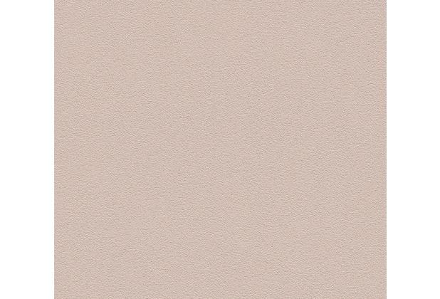 Livingwalls Vliestapete mit Glitter Neue Bude 2.0 Unitapete braun 361687 10,05 m x 0,53 m