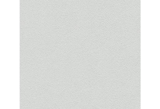 Livingwalls Vliestapete mit Glitter Neue Bude 2.0 Unitapete grau 361683 10,05 m x 0,53 m